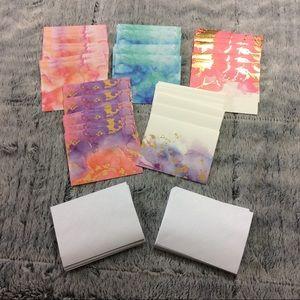 Office - Decorative Blank Cards